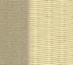 ダイケン和紙表 同系色畳縁 ストリーム 16 若草色